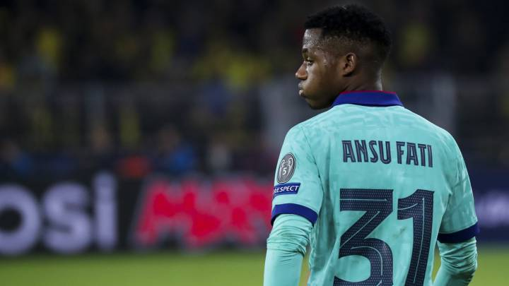 Ansu Fati: Promising Barcelona Young Star